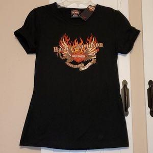 NWT Harley Davidson T shirt